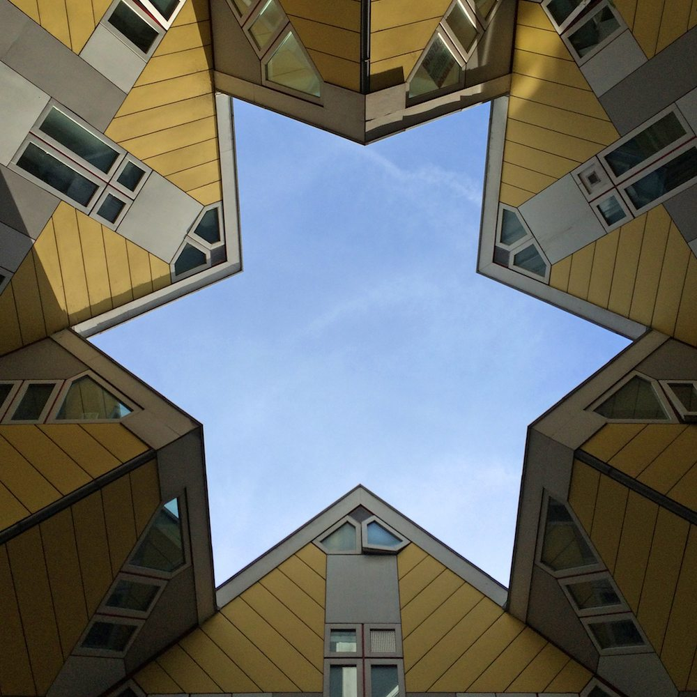 Of Shapes And Patterns Dirk Bakkers Symmetrical Photography  Hayo Magazine