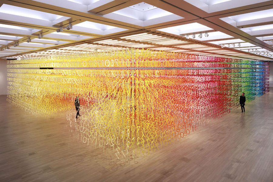 A MultiSensory Art Experience Takes Over the National Art