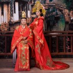Traditional Chinese Wedding Dresses