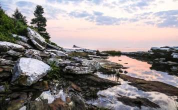 חוף בטבע