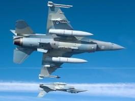 F16 Vertigo