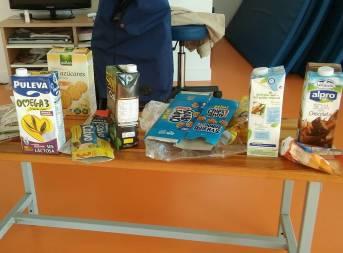 Taller de etiquetado en centro de salud Villajoyosa