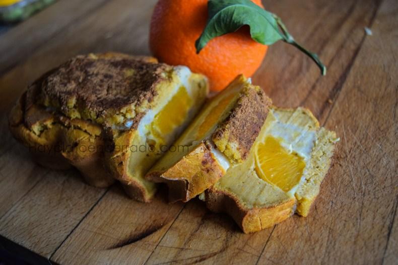 bizcocho de naranja sin azucar sin gluten sin lacteos