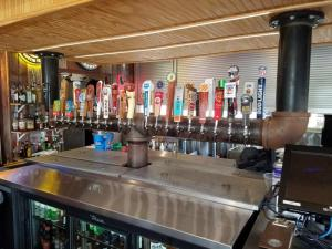 50+ Beers on Tap at Hays City Store & Ice House