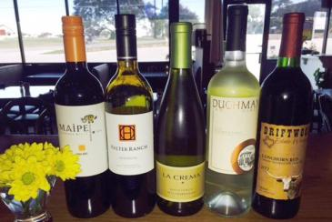 A Selection of Fine Wines