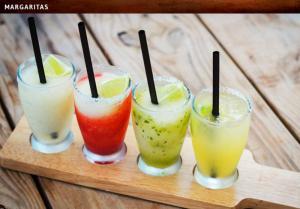 A Flight of Margaritas