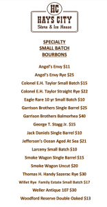 Small-Batch-Burbons