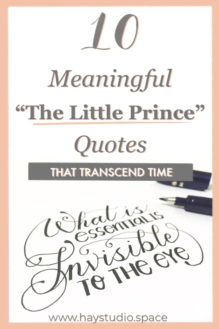 """10 meaningful """"The Little Prince"""" quotes that transcend time"""