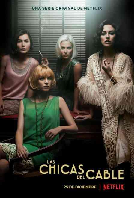 """Las-chicas-del-cable-segunda-temporada """"Las chicas del cable"""" vuelven con un inquietante tráiler"""