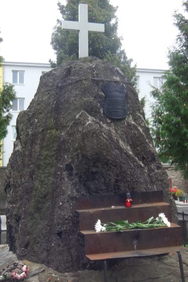 Igló, a 48-as emlékmű