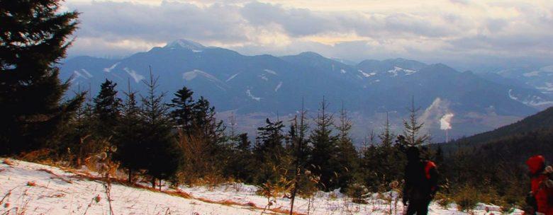 Kócs-havas – Árva és Liptó határhegysége