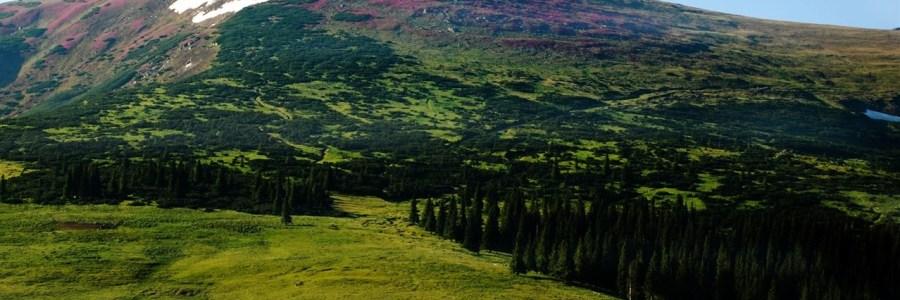 Határtúra a Lator-hegységben