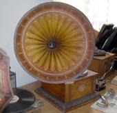 16-gramofon