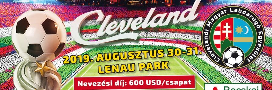 Magyar focitorna – 23. Árpád Kupa Clevelandben