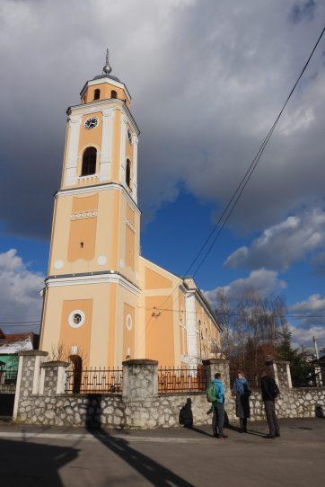 Az élesdi református templom