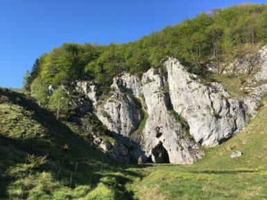 A Nyerskői-víznyelő barlang