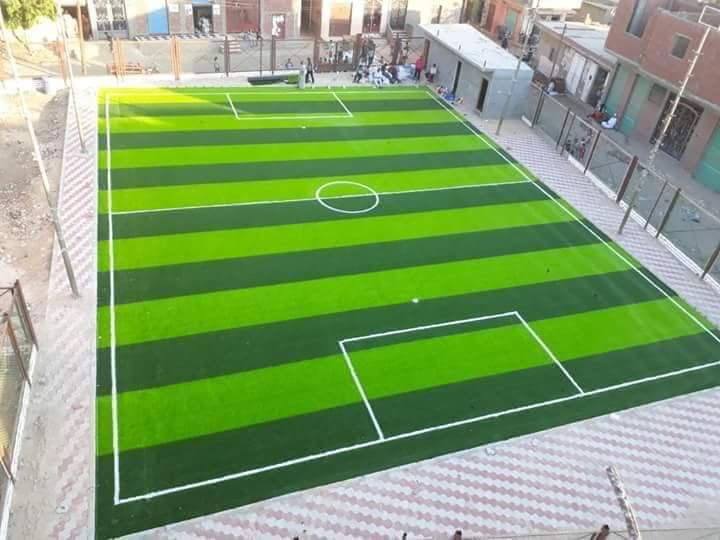 Football Ground Astro Turf Hazara Pool is an Islamabad based company. We are largest Artificial Grass dealers & suppliers in Pakistan. Our primary focus is to provide quality products for instance synthetic grass ( Artificial Grass ) for sports industry. The company has many satisfied customers. As a result a lot of football academies and hockey stadiums are using our AstroTurf product. We are only FIFA® certified AstroTurf Suppliers in Pakistan. Pakistan's Premier Football Venue Operator, based in Islamabad and Rawalpindi. We offer 5-A-Side , 6-A-Side, 7-A-Side And 8-A-Sidefootbal  and 11-A side football Ground  pitches equipped with 4G Artificial Grass , Astro Turf Football turf systems are designed to meet various football field requirements, including full size football pitches, training centers as well as mini-football fields, which are used more intensively. Our systems work with no pad (50mm or 60mm pile length), with a sand and resilient infill, such as SBR, TPE, EPDM, PRO-gran or cork, or shorter heights (50mm, 45mm or 40mm pile length) with an appropriate shock pad and infill. google.com www.hazarapoolsystem.com https://web.facebook.com/artificialgrassi/
