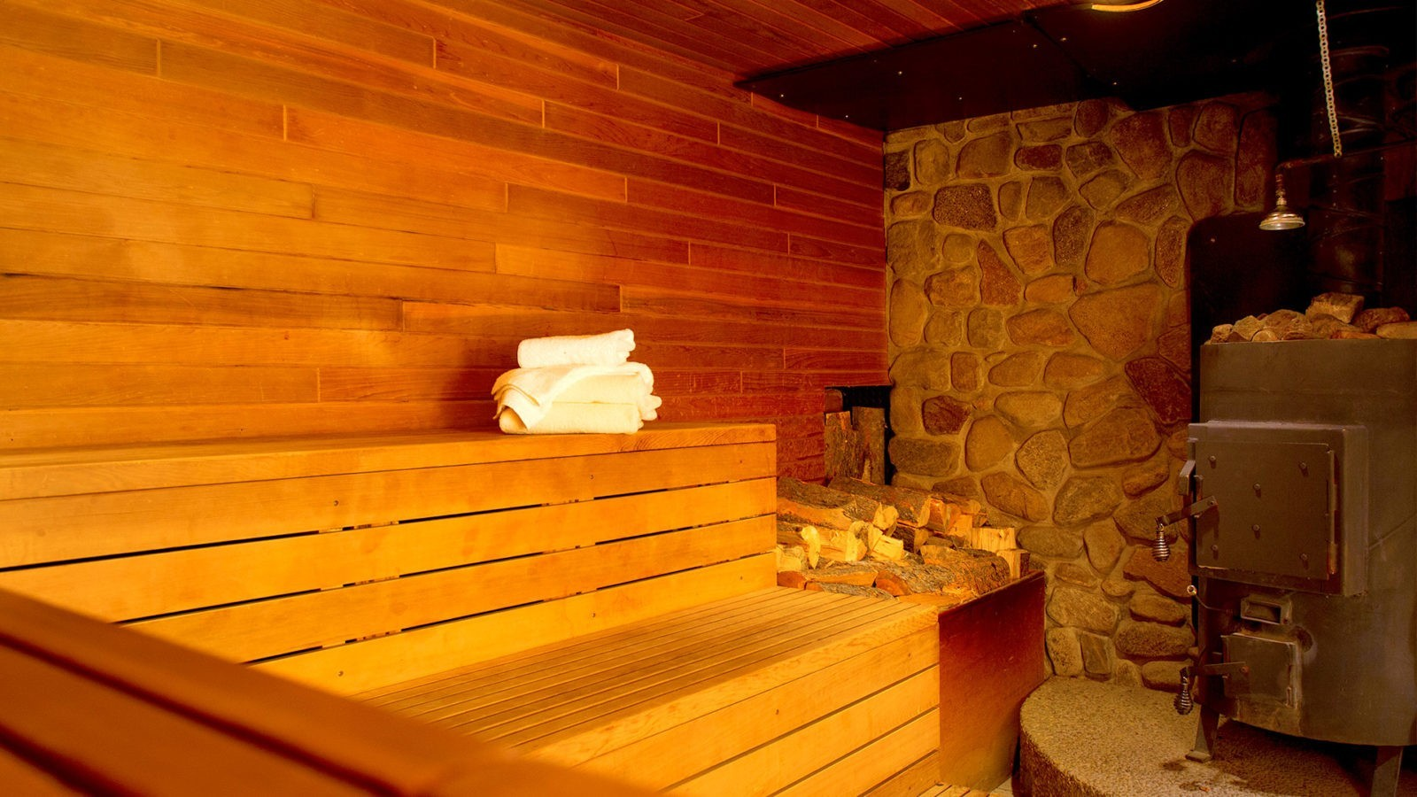 Sauna & Steam Room Sauna Rooms Equipment and Accessories: