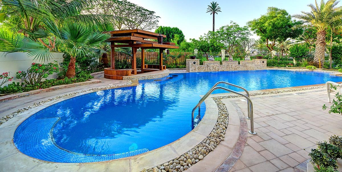 Swimming Pool Construction Cost Calculator In Pakistan-Excavation Process-Electrical and Plumbing Works-Build Floor and Walls-Fixing Tiles
