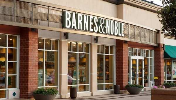 Barnes Noble Booksellers Hazard Center San Diego
