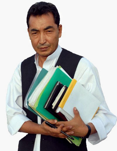 Bashardost in 3rd position from majority polling stations across the country.