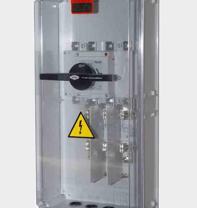 Módulos MIF (Interruptor y Fusibles)