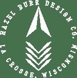 Hazel Burr Design Logo