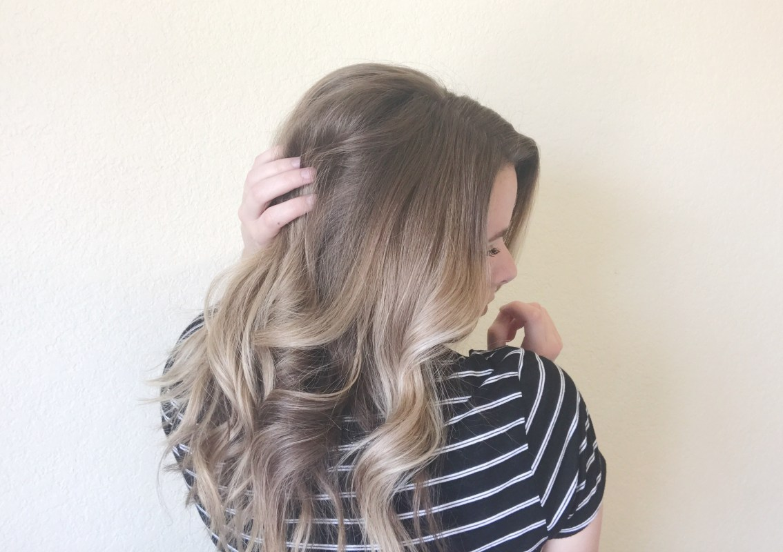 How to Straightener Curls
