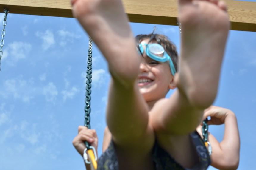 Keeping Kids Cool & Safe in Hot Summer Months