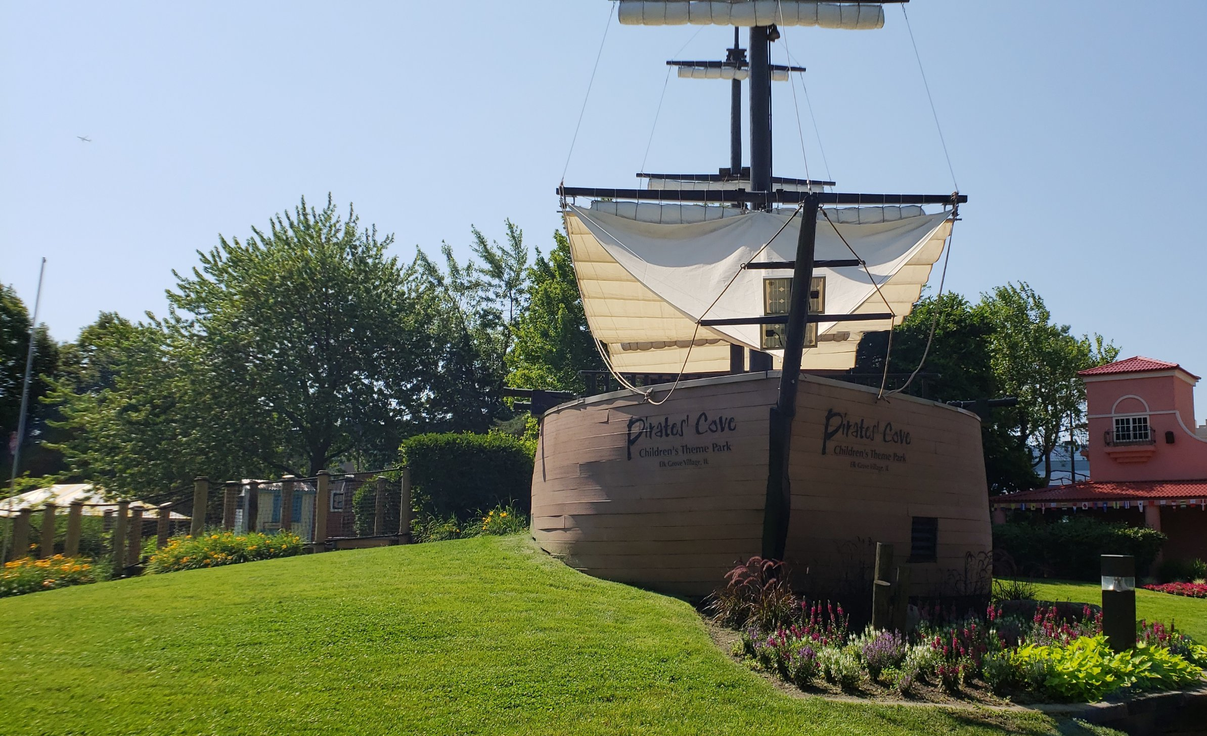 Pirates Cove Children's Theme Park – Illinois