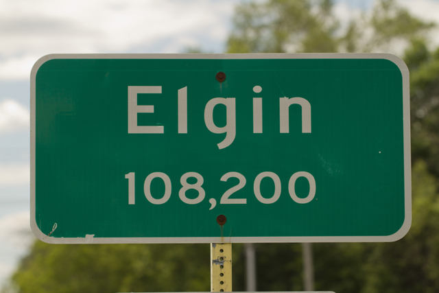 Guest Blog: The Many Faces of Elgin