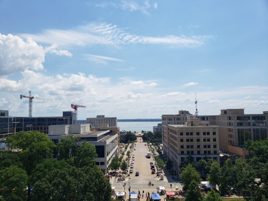 12 hours in Madison, WI