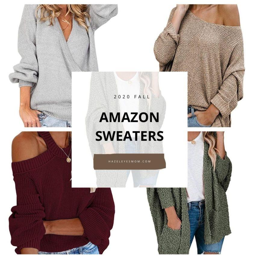 Amazon Sweaters – FALL 2020