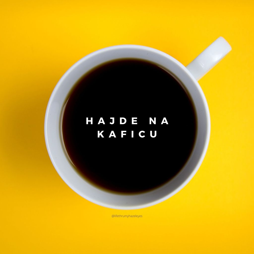 hadje na kaficu, gifts for coffee lovers