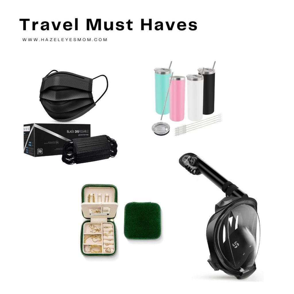 Travel 2021 must haves