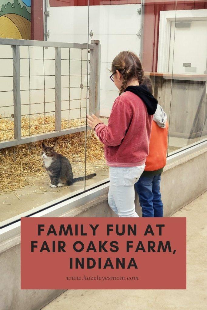 Fair oaks farm, Indiana