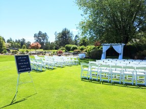 Lawn Ceremony