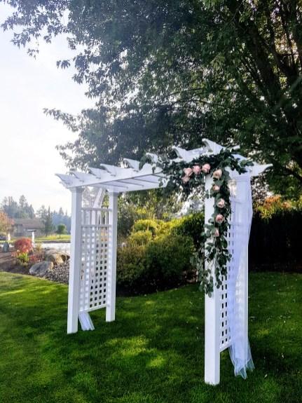 Lawn Ceremony Site