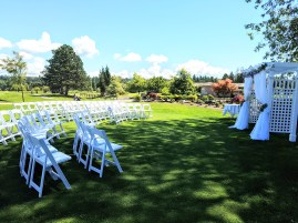 Lawn Ceremony Site