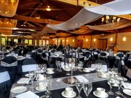 Panorama Room Event Decor