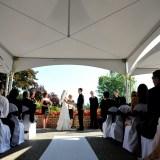 Panorama Room Patio Ceremony