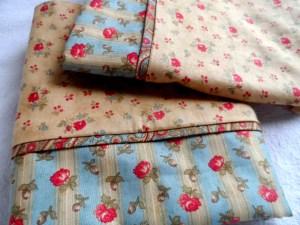 Chocolat pillowcases