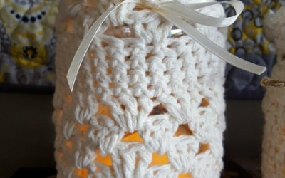 Using up cotton yarn