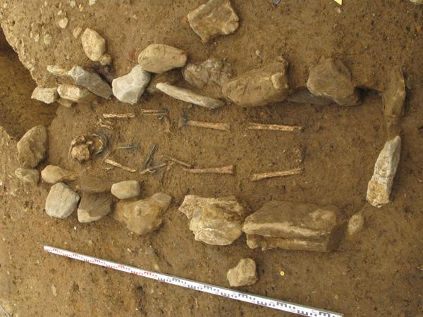 Bronze Age Grave, Spiez-Einigen