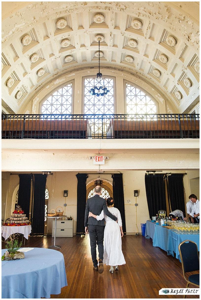 West Philly Wedding  Rotunda  Lucy  Peter  Hazel Photo