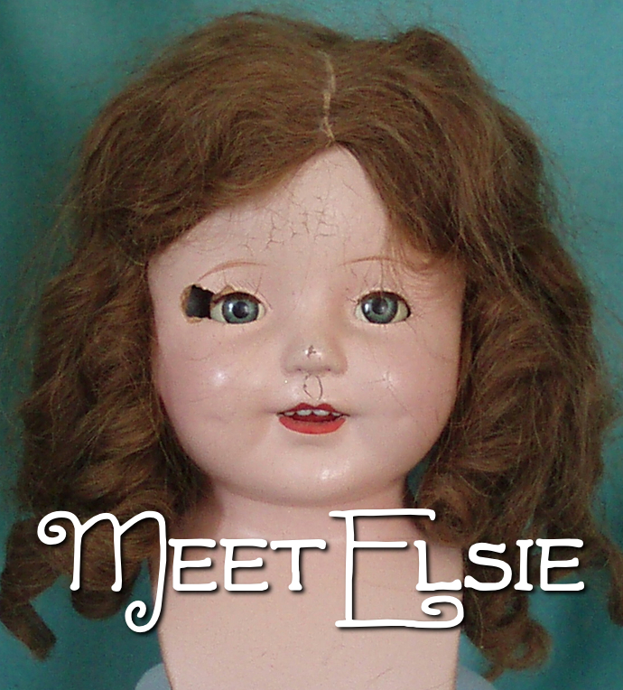 Lost Dolls: Eager Elsie