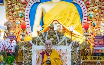Dalai Lama On Trend
