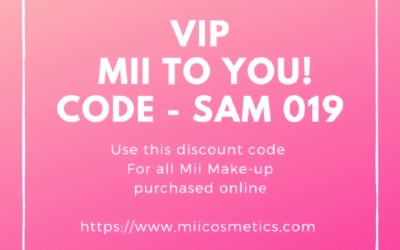 Mii VIP – Discount code