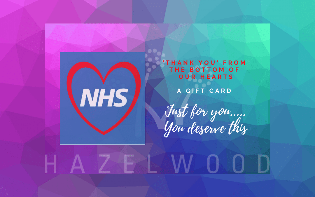 Giveback Gift Cards for NHS Workers