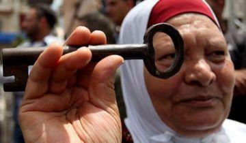 Gazzeliler Topraklarına Dönmekte Kararlı